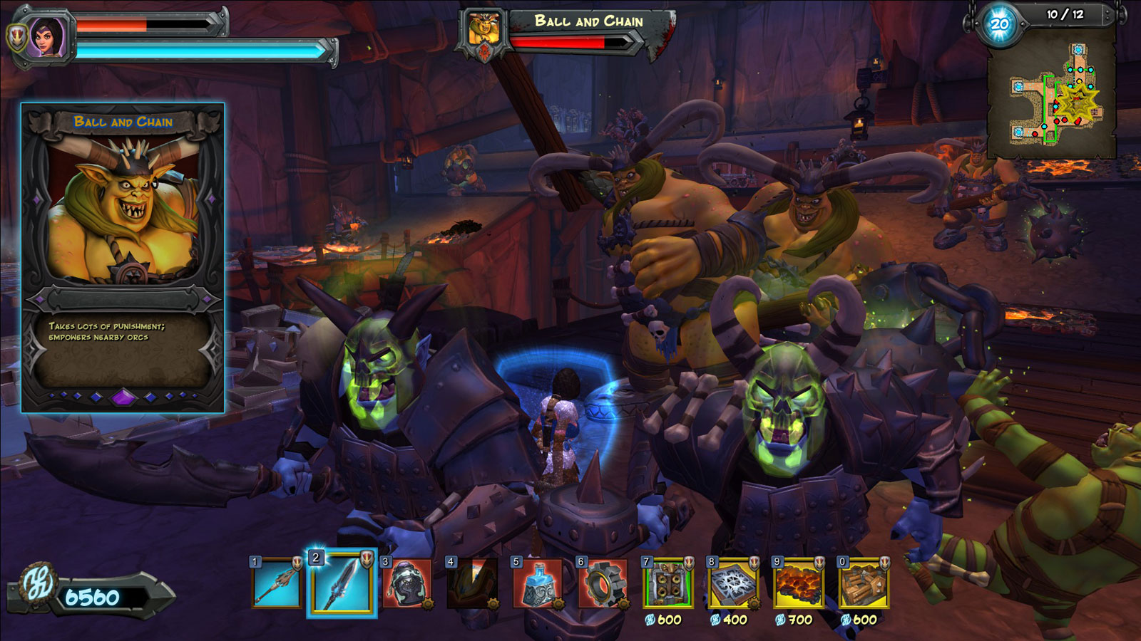 Orcs Must Die! 2 'Family Ties' DLC Releases Today