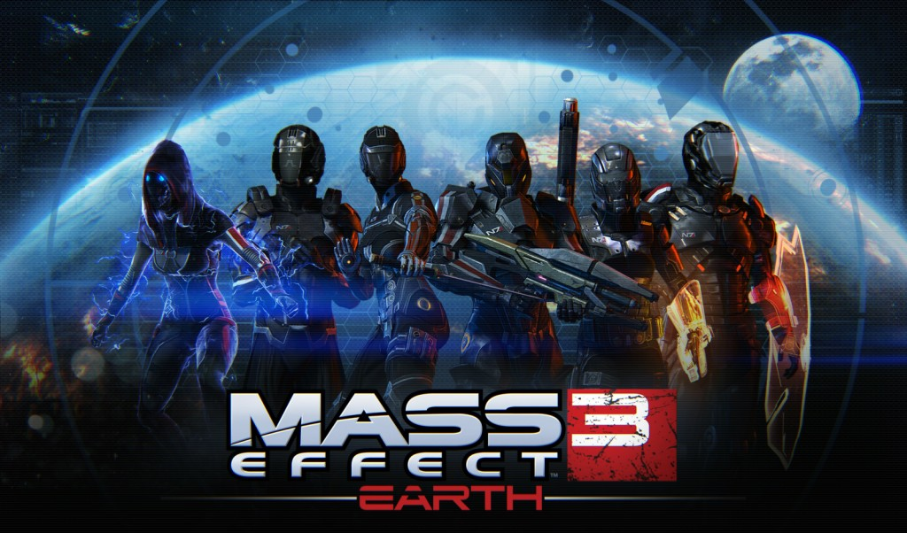 Bioware Confirms the Not-So-Secret DLC: Mass Effect 3's 'Earth'