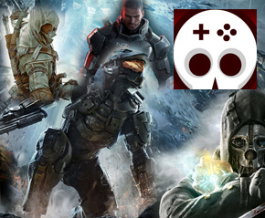 The 2012 Grimmys: Games of the Year Recap – The Horrible Show Live #324