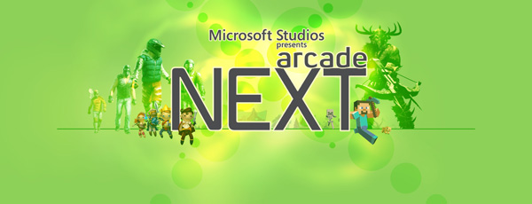 Arcade Next Begins for XBLA on April 18th with Trials Evolution, Ends with Minecraft
