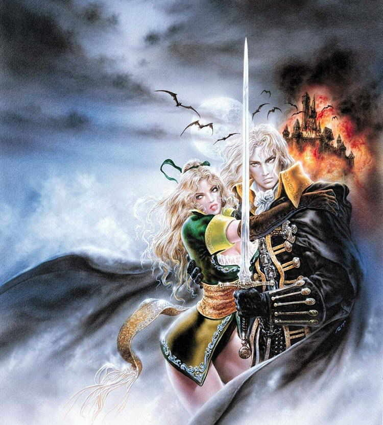 Characters That Games Forgot: Maria Renard of Castlevania: Symphony of the Night