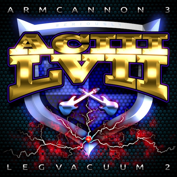 Hey! Listen! Armcannon Returns with LegVacuum 2