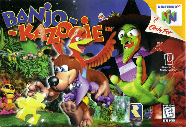 I Learned Something Today Too: Banjo-Kazooie – For a Better World