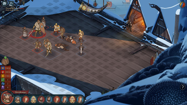 Cheap and Dirty Gamer: The Banner Saga: Factions is Full of Thoughtful Vikings