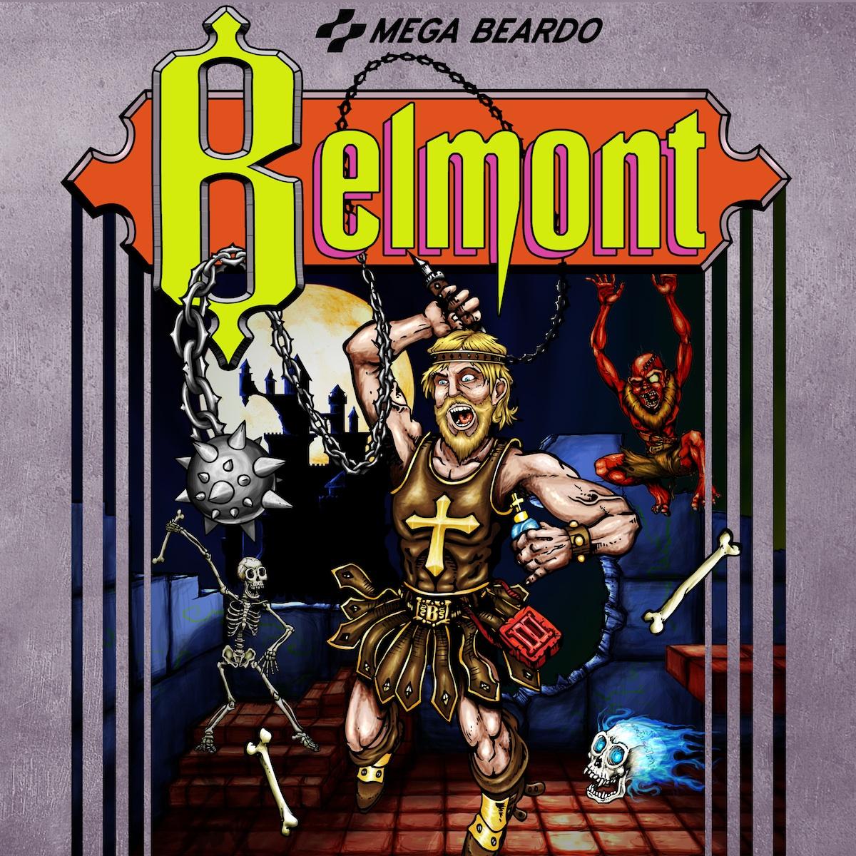 Hey! Listen! Belmont by Mega Beardo, Castlevania Metal Concept Album