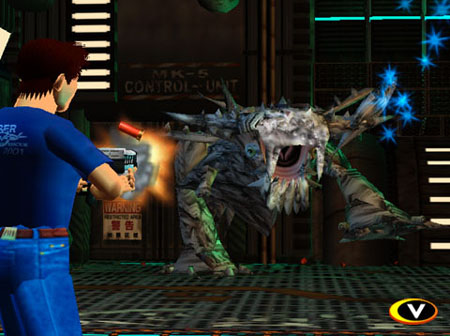 Blue Stinger Retro Review: The Dive Bar of Dreamcast Games