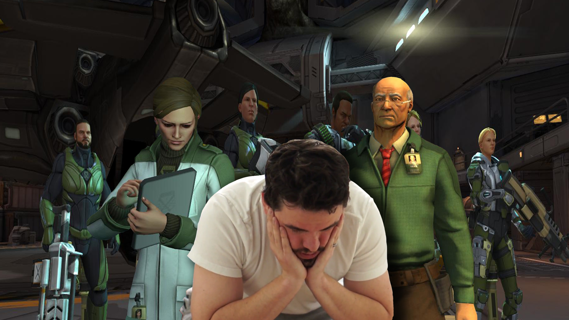 Brotabulous Moments in Gaming Episode 2: XCOM: Enemy Unknown