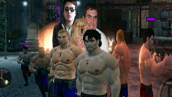 Brotabulous Moments in Gaming Episode 3: A Very Contra Saints Row: The Third