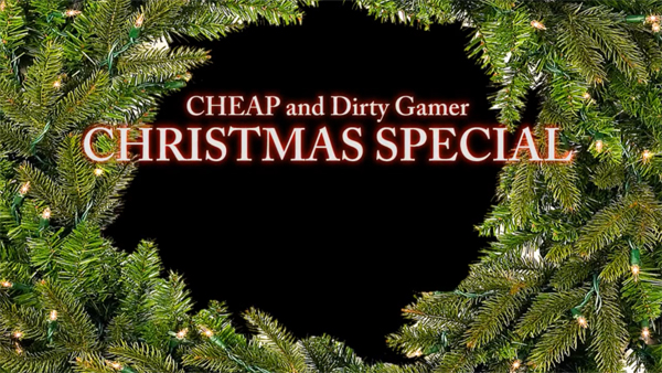 Cheap and Dirty Gamer: Christmas Special with Effing Worms