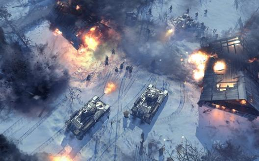 Company of Heroes 2 to Honor Mother Russia