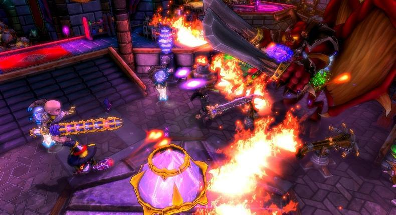 Dungeon Defenders with DLC Recoil Review: The Loot Keeps Coming