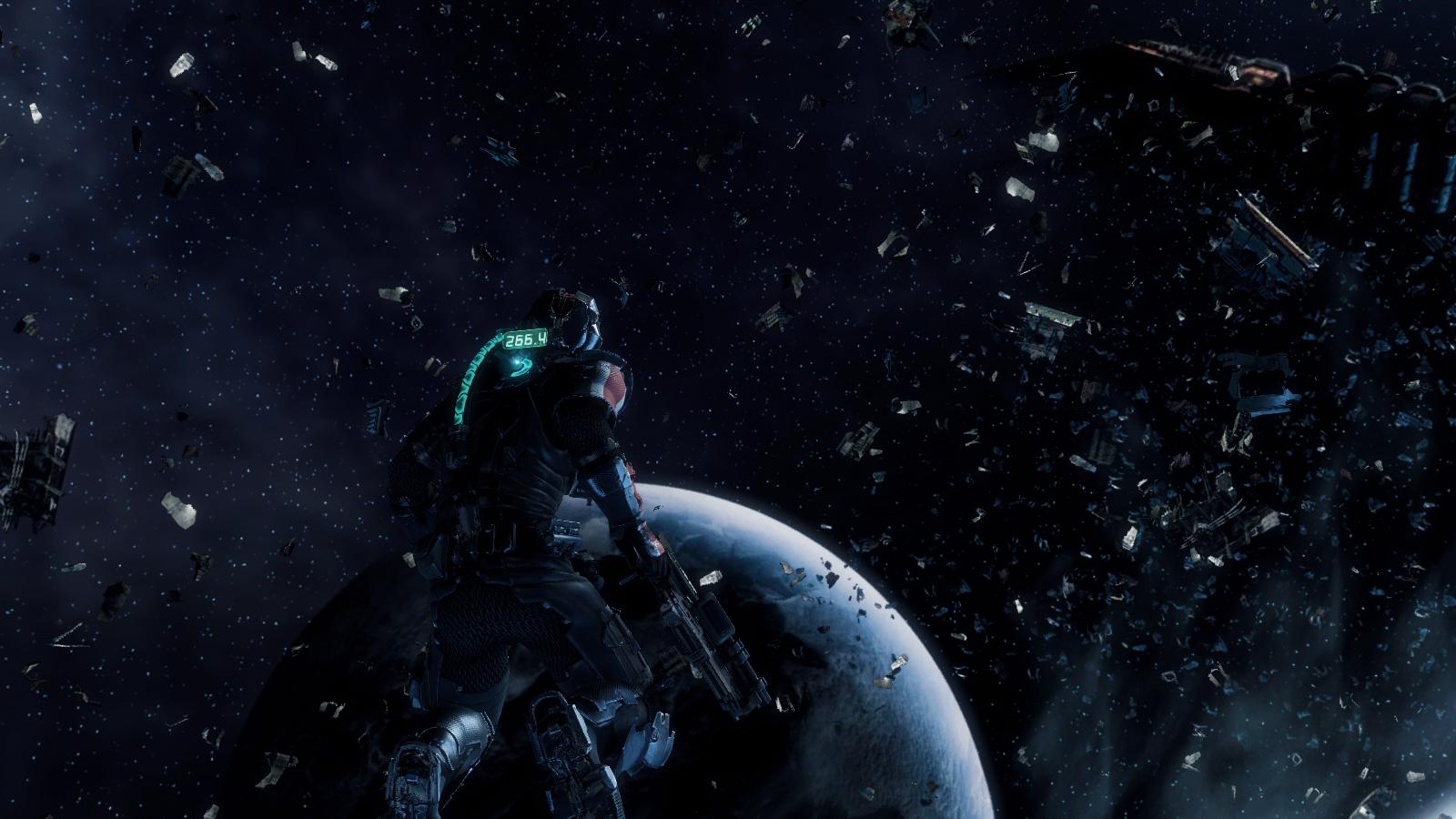 Dead Space 3 Review: Stomp, Drop, and Roll