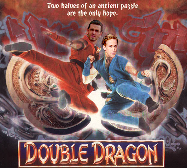 The Double Dragon Theme Song Tribute