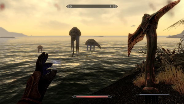 Skyrim Dragonborn DLC Review: Uncomfortably Filling