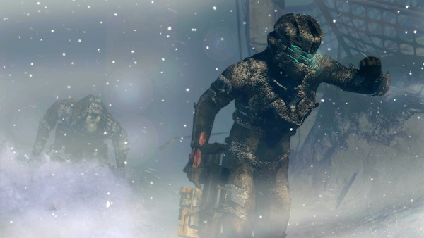 Dead Space 3 Demo Game Curious Video: Still Stompin'