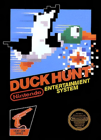 I Learned Something Today: Duck Hunt