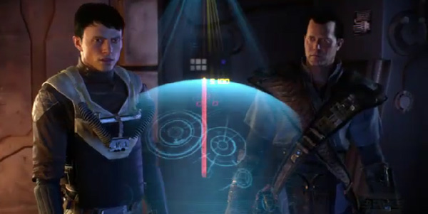 E3 12: Star Wars 1313 Debut Interview with Gameplay