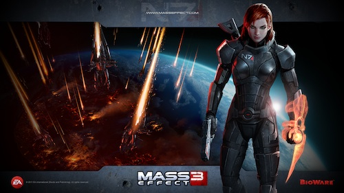 FemShep Leads the Way in the Best Mass Effect 3 Trailer Yet