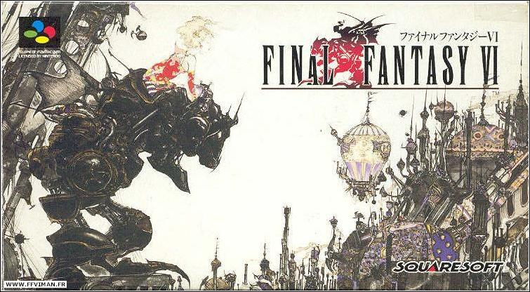 I Learned Something Today: Final Fantasy VI