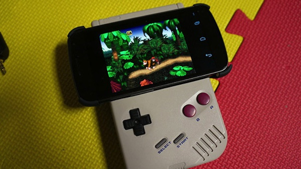 Hey! Watch! Game Boy as an Android Gamepad