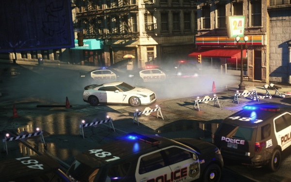 Need for Speed: Most Wanted Game Curious Video: Jacking Around