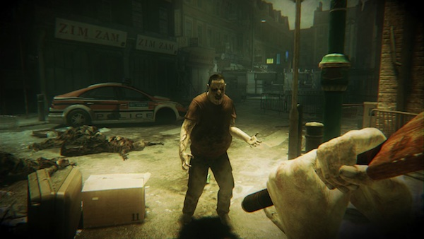 ZombiU Game Curious Video: Or Don't Survive