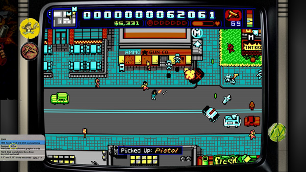 Retro City Rampage Game Curious Video: Do You Get It?