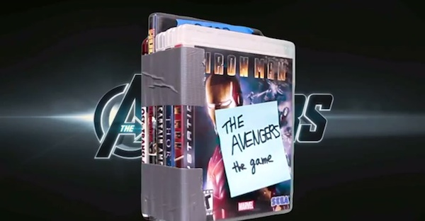 Hey! Watch! The Avengers Video Game Trailer