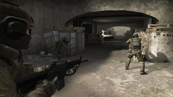 Counter-Strike: Global Offensive Drops Cross-Platform Promise