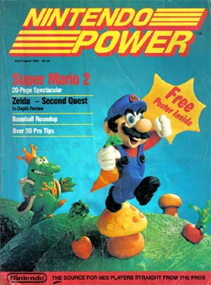 Nintendo Power Approaching Final Issue