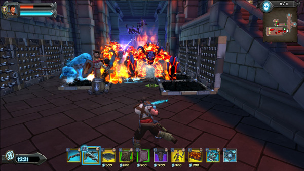 Orcs Must Die 2 Booster Pack Adds Killable Fire & Water August 29th