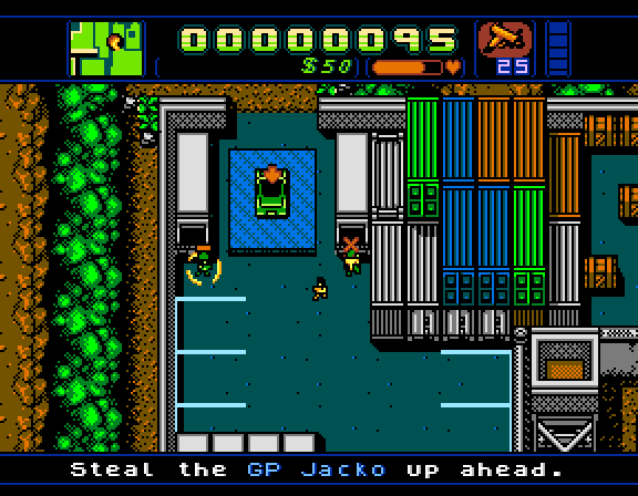 Retro City Rampage Really has a May Release Date