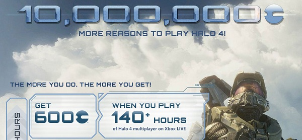 Microsoft Will Pay You to Play Halo 4