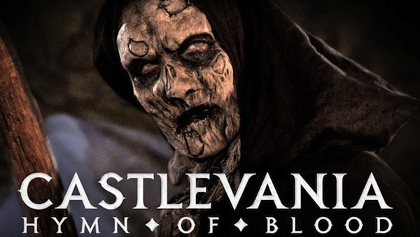 Hey! Watch! Serious Castlevania: Hymn of Blood Web Series