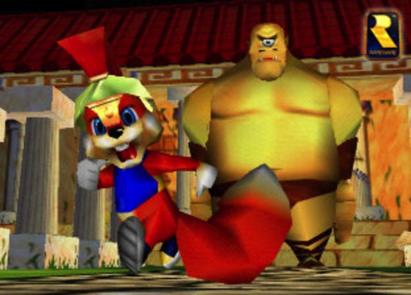 Hey! Watch! Conker Before the Bad Fur Day