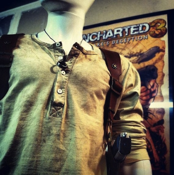 Hey! Buy! Uncharted Inspired Gun Holster