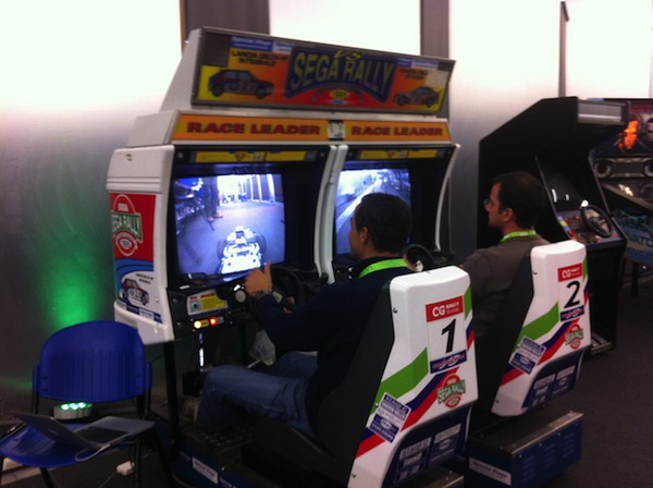 Hey! Watch! Sega Rally Championship RC Cars