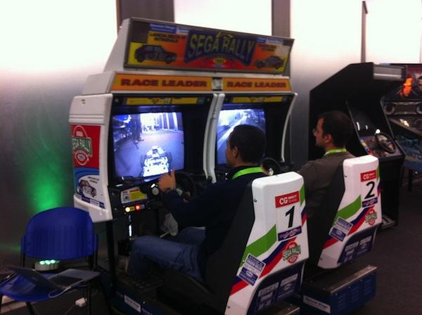 Hey! Watch! Sega Rally Championship RC Cars
