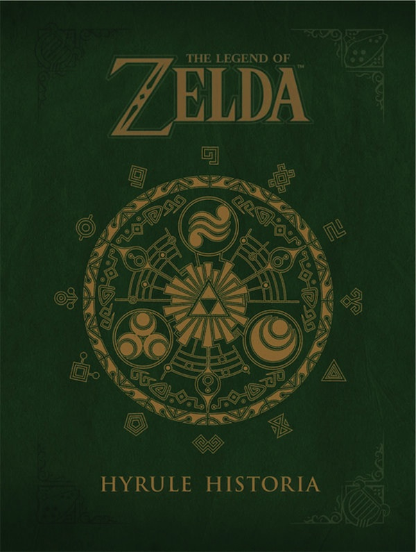 Hyrule Historia Gets a Truly Limited Edition