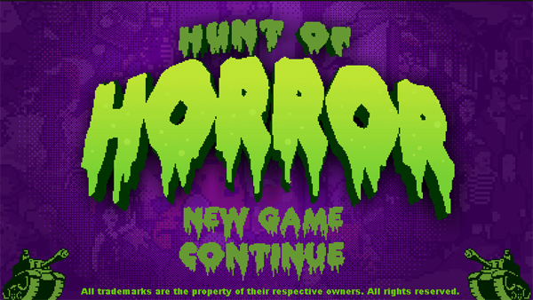 Cheap and Dirty Gamer: Prove Your Horror Worthiness in Hunt of Horror