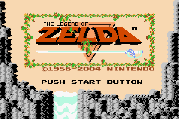 I Confess: The Legend of Zelda