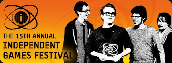Nominees Announced for 2013 Independent Games Festival