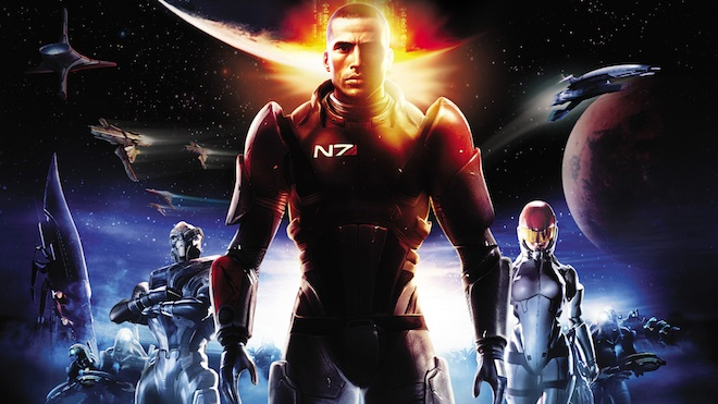 I Learned Something Today Too: Mass Effect