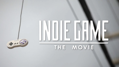Giveaway: Two Tickets to Indie Game: The Movie in Indy, Enter by 7:30pm EDT Tuesday