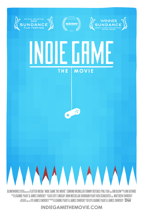 Indie Game: The Movie Comes to Indianapolis on May 23
