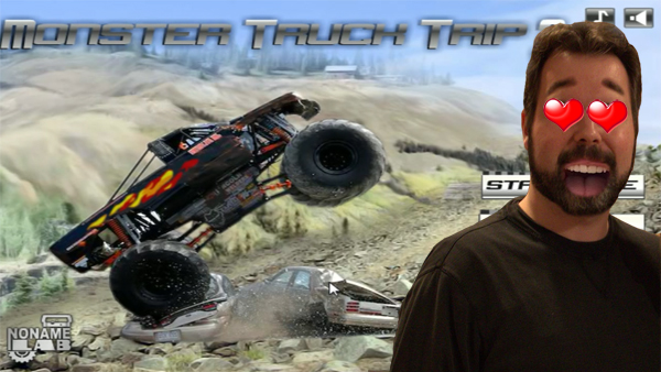Cheap and Dirty Gamer: Monster Truck Trip 3 is My Valentine's Day Present to You!