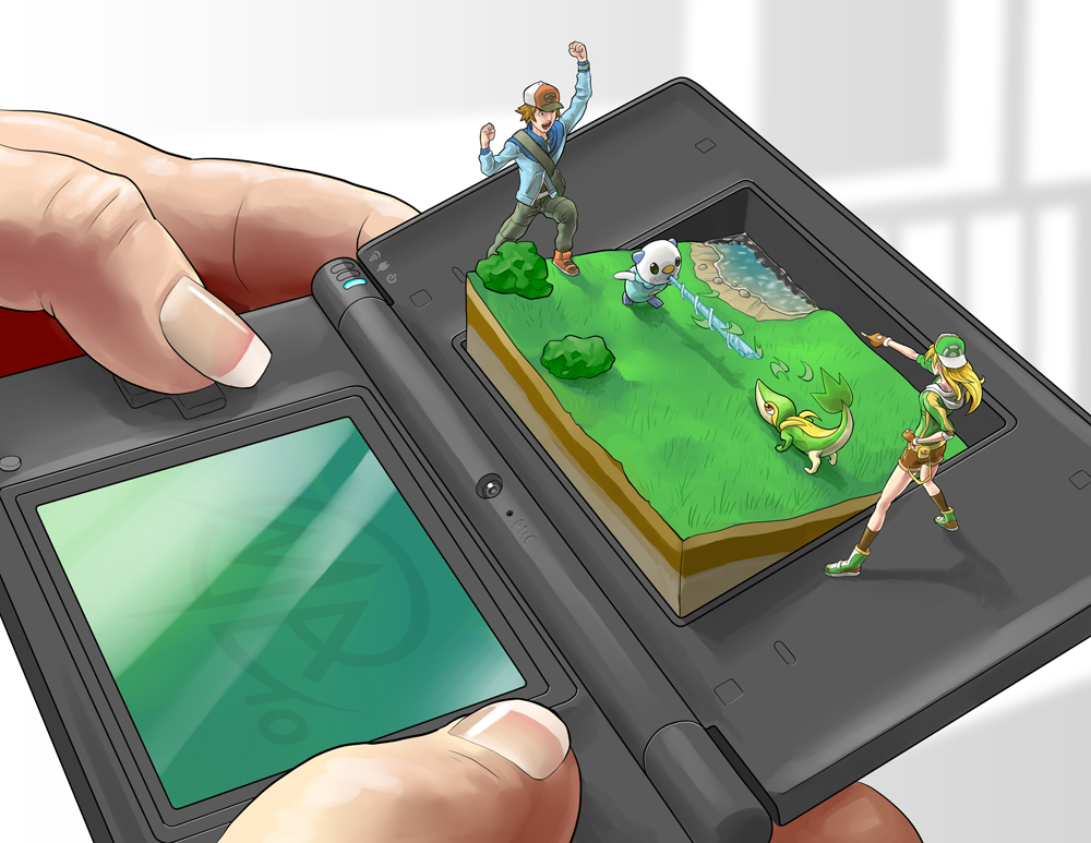 Just Ask: The Season for a 3DS Upgrade