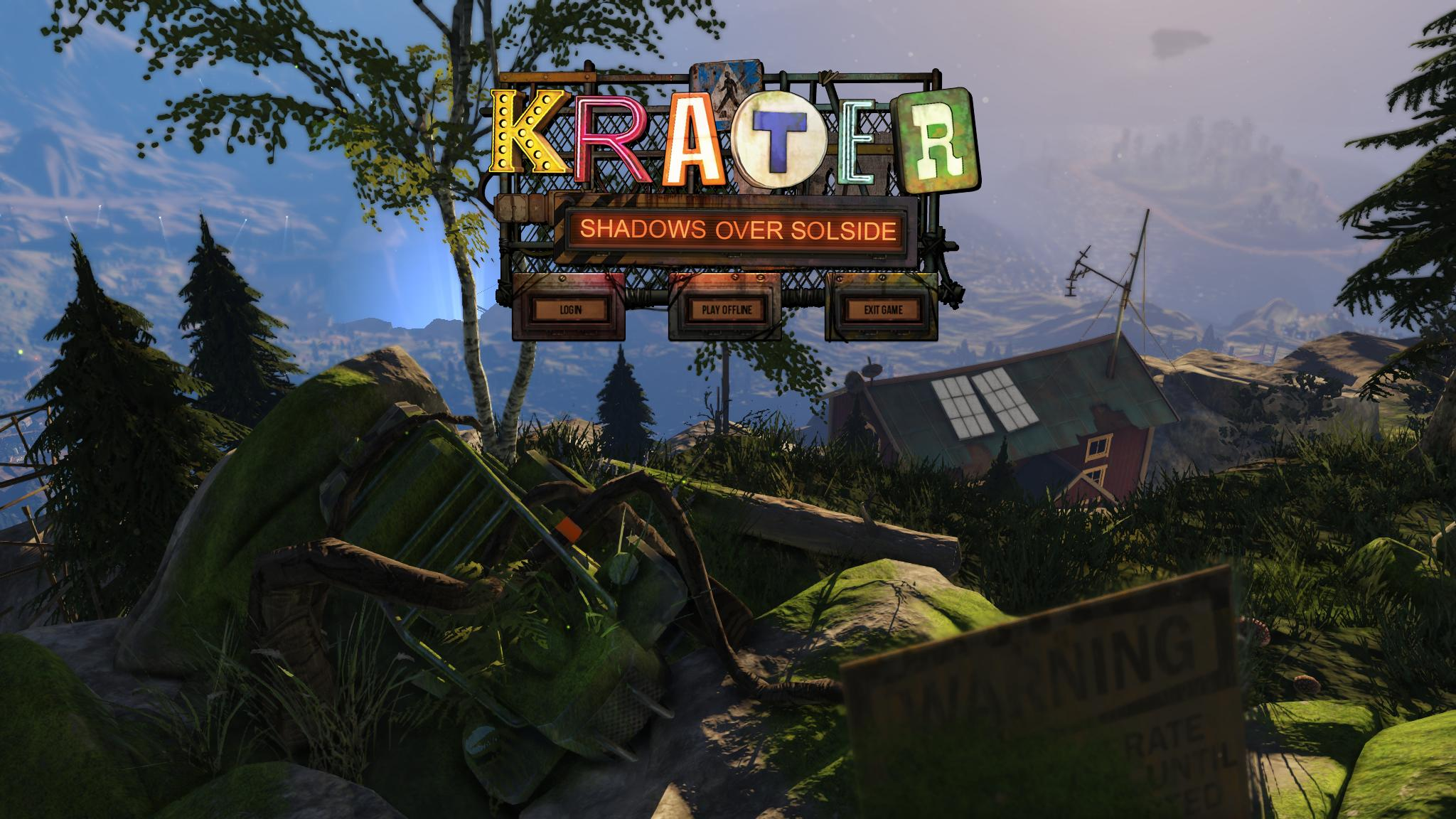 Krater Continues to Grow with Co-op Update and More to Follow