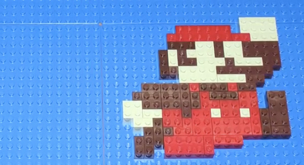 Hey! Help! Epic Mario Lego Project