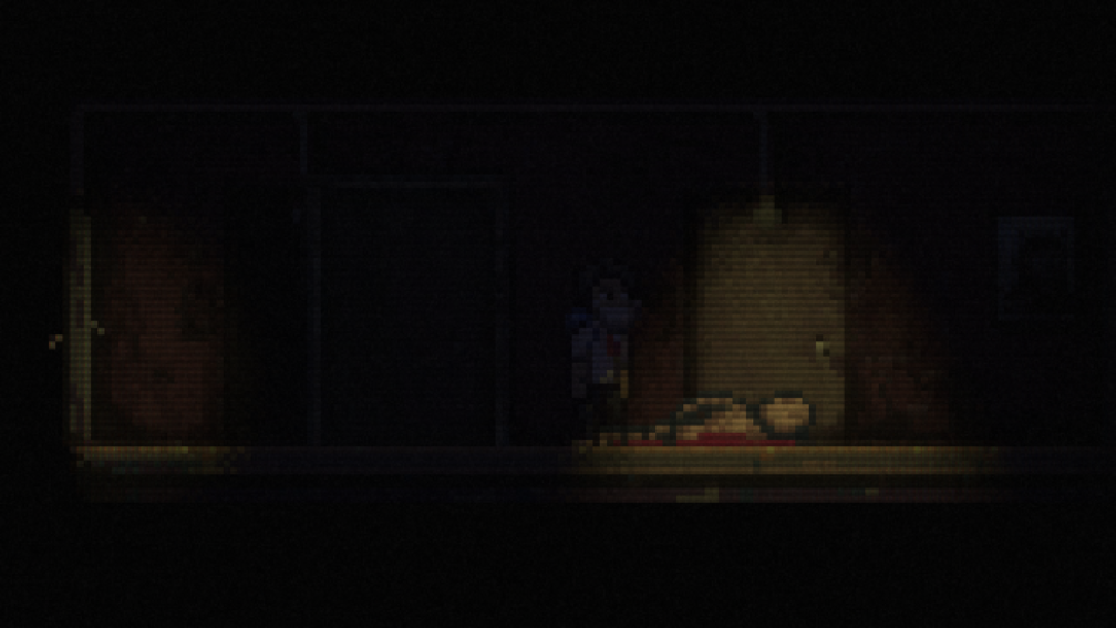 Lone Survivor Review: The Legend of Sleepy Cat